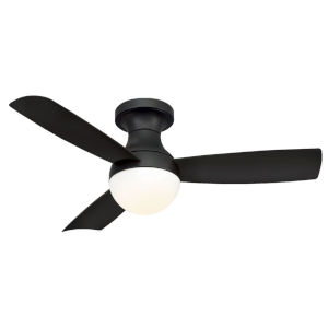 Aloft Bronze 44-Inch 2700K LED Flush Mount Ceiling Fans