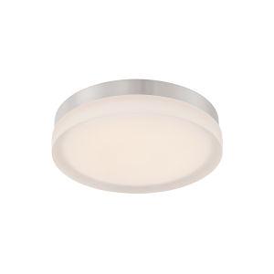 Circa Titanium 11-Inch 3500K LED ADA Outdoor Flush Mount