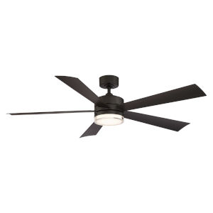 Wynd Bronze 60-Inch ADA LED Ceiling Fan