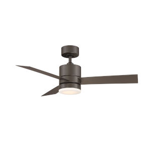 Axis Bronze 44-Inch ADA LED Ceiling Fan, 3500K