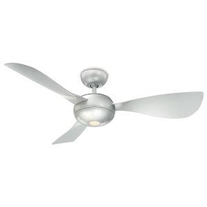 Stargazer Automotive Silver 52-Inch 3000K LED Downrod Ceiling Fans