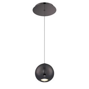 Acid Black LED Mini Pendant