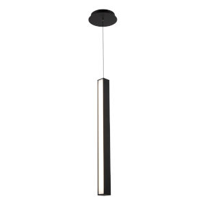 Chaos Black 26-Inch LED Mini Pendant