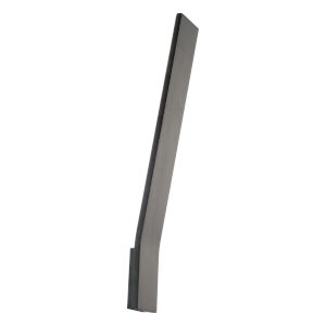 Blade Black 18-Inch LED Wall Sconce