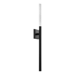 Magic Black Two-Light LED Wall Sconce