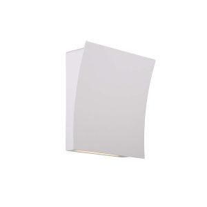 Slide White 3500K Two-Light ADA Wall Sconce