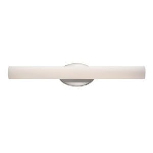 Loft Brushed Nickel 3500K LED ADA Bath Bar