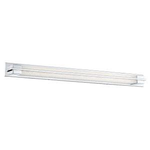Ice Chrome 27W LED ADA Bath Bar