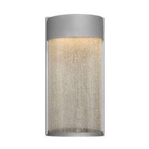 Rain Graphite 6-Inch LED Outdoor Wall Light