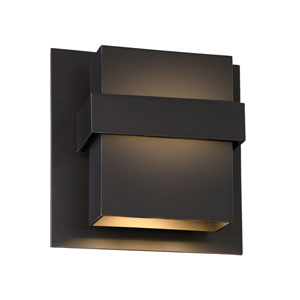 Pandora Oil Rubbed Bronze 11-Inch LED Outdoor Wall Light