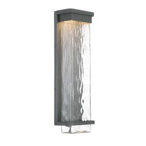 Vitrine Graphite LED ADA Outdoor Wall Light