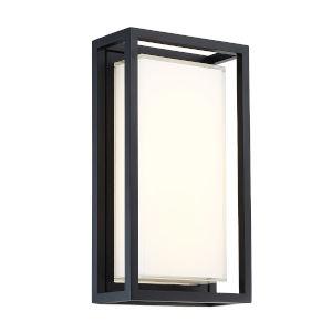 Framed Black 32W LED  Outdoor Wall Light