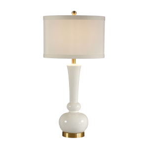 White One-Light 8-Inch Astrid Lamp