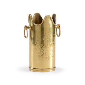 Brass 7-Inch Vanderbilt Chiller
