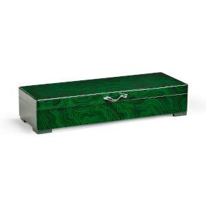 Green 22-Inch Slender Box