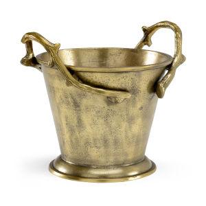 Brass 16-Inch Blue Ridge Bucket
