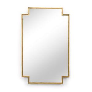 Gold 31-Inch Fiona Mirror