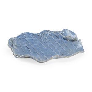 Blue 19-Inch Cast Net Tray
