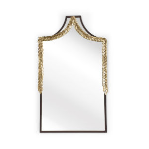 Gold 27-Inch Willow Springs Mirror