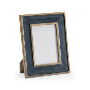 Blue 9-Inch Teal Frame