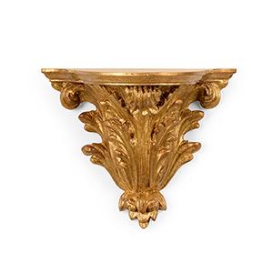 Gold Borghese Bracket