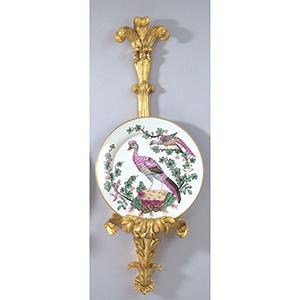 Gold Nelson Plate holder