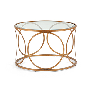 Gold Donnelly Cocktail Table