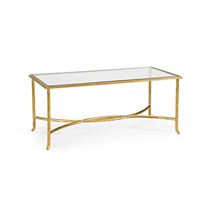 Gold Watson Coffee Table