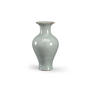 Blue Roberson Vase