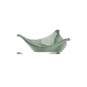 Green Tri Handle Bowl