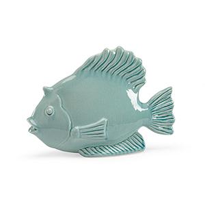 Bradshaw Orrell Blue Celadon Fish