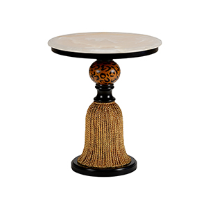 Bradshaw Orrell Gold Side Table