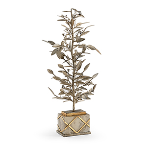 Bradshaw Orrell Gold Parisan Topiary Bush