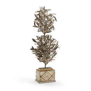 Bradshaw Orrell Gold Parisan Topiary Tree