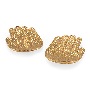 Bradshaw Orrell Gold Large Hands- Pair