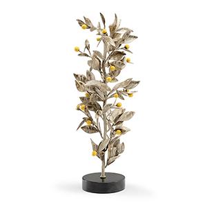 Pam Cain Gold Lemon Tree