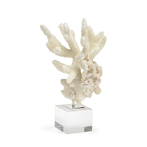 White Coral Mount- Large