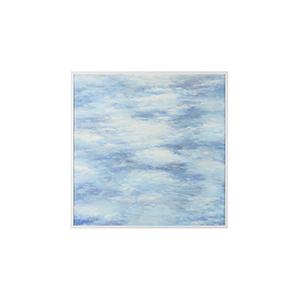 Blue Sky Oil Painting