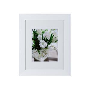 Jamie Merida Blue and White Print- C