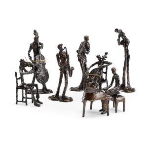 Dark Gray 10-Inch Orchestra