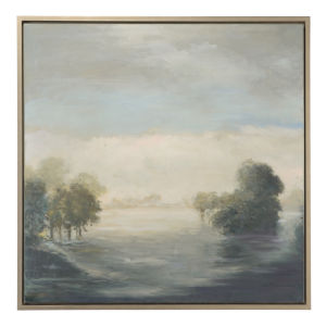 Multi-Colored 45-Inch Morning Mist