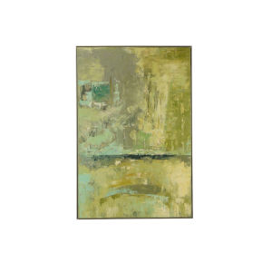Multi-Colored 42-Inch Limeade Painting