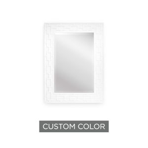 White 30-Inch Wildwood Select Mirror