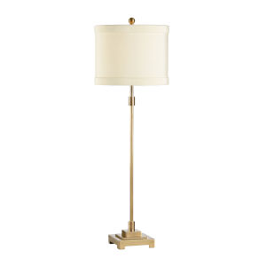 Gold One-Light 7-Inch Bailey Lamp