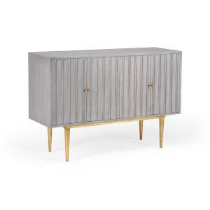 Gray 54-Inch Delphine Cabinet