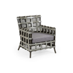 Gray 30-Inch Carlos Chair
