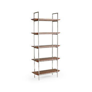 Wood 36-Inch Oakland Shelf Unit