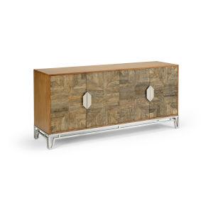Wood 72-Inch Arcadia Credenza