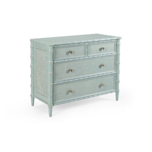 Blue 46-Inch Borneo Chest