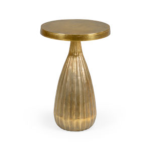Gold 14-Inch Broomfield Table
